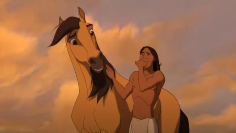 Reunion The Most Emotional Movie Scene From Spirit Horse Spirit